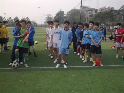 Một số hoạt động của sinh viên BKACAD