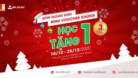 ĐÓN GIÁNG SINH - RING VOUCHER KHỦNG