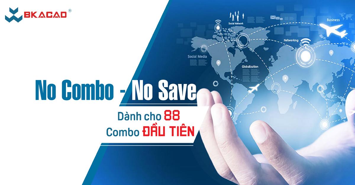 NO COMBO – NO SAVE