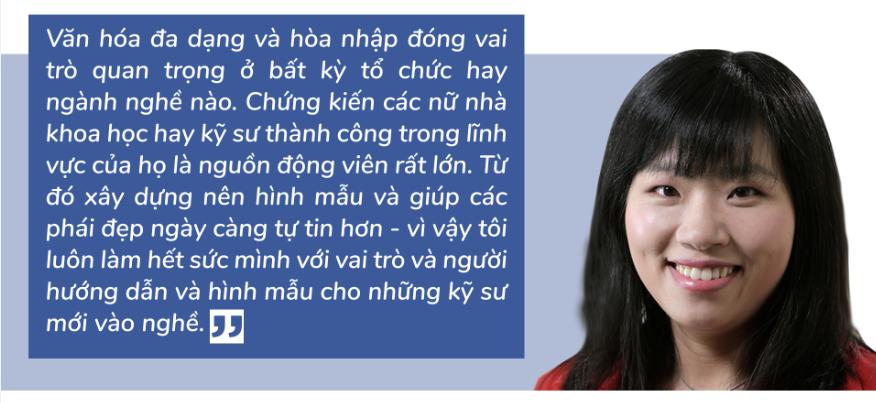 NHỮNG CHIA SẺ TỪ YING ZHANG - NỮ LẬP TRÌNH VIÊN CỦA FACEBOOK